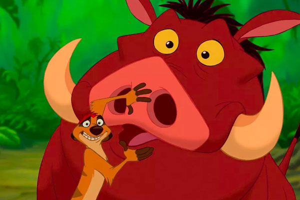 Disney's live-action 'The Lion King' adds Seth Rogen and Billy Eichner