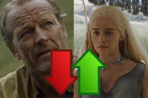 Game of Thrones Jorah Daenerys