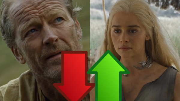 Game of Thrones Jorah Daenerys