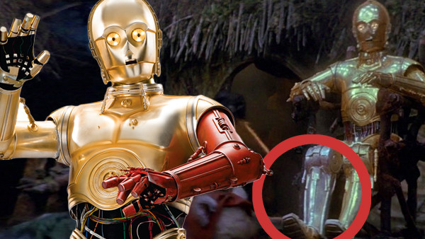 5 Reasons Why It Doesn...C 3po Red Arm