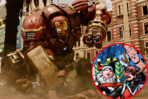 Age of Ultron Hulkbuster Great Lakes Avengers