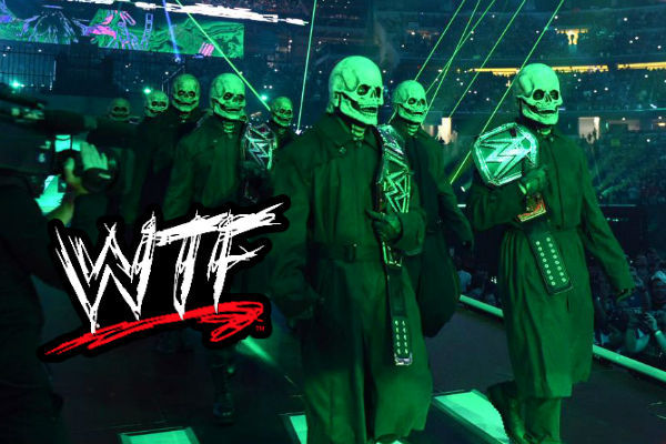 61 Wtf Moments From Wwe Wrestlemania 32