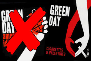 Green day Cigarettes & Valentines