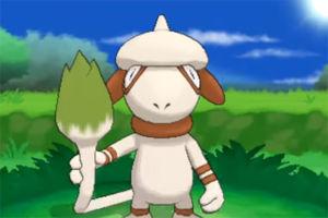 Smeargle Pokemon