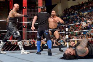 Bullet Club, AJ Styles, Roman Reigns