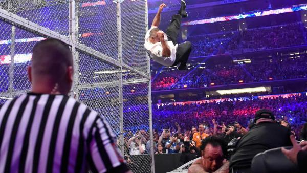 Shane McMahon The Undertaker