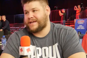 Kevin Owens Interview