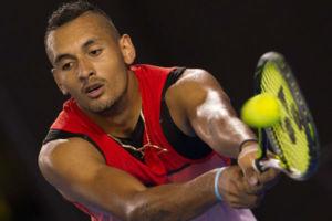 nick kygrios tennis