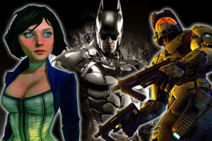 bioshock infinite batman arkham knight halo 2