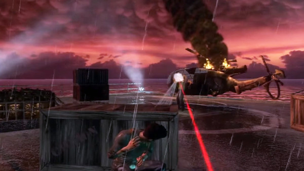Uncharted final boss navarro