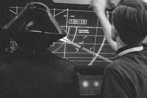 Star Wars Episode VIII set photo