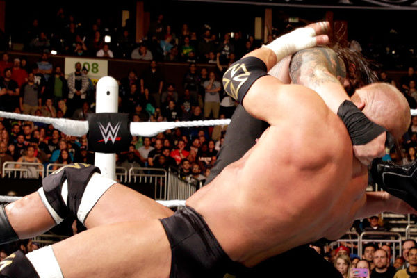 Bray Wyatt Sister Abigail Triple H Royal Rumble 2016