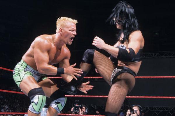 Chyna vs jeff jarrett unforgiven 1999 - 2 5