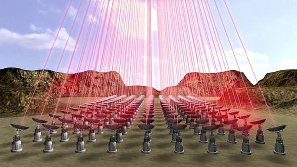 starshot lasers