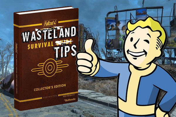 Fallout 4 survival mode tips