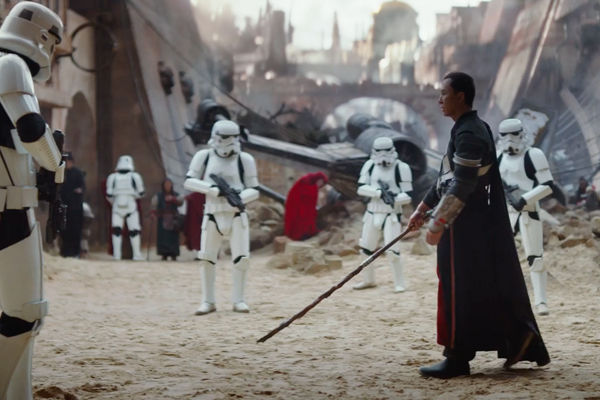 Star Wars: Rogue One - New Details On Force Holy Land Revealed