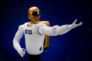 Robonaut naasa robot
