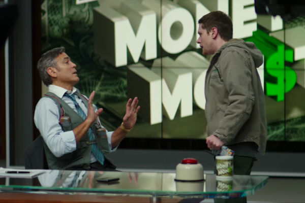 George Clooney Jack O'Connell Money Monster