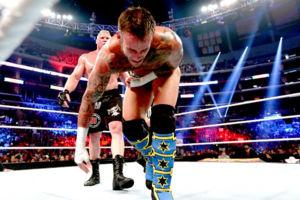 Brock Lesnar CM Punk SummerSlam 2013.jpg