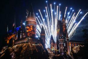 harry potter hogwarts universal california