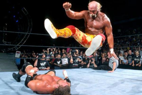 Hulk Hogan Wrestling Moves