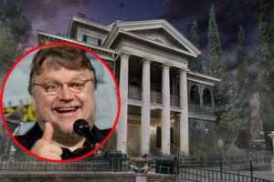 Guillermo Del Toro Haunted Mansion
