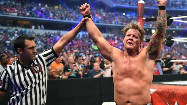 Chris Jericho WrestleMania 32