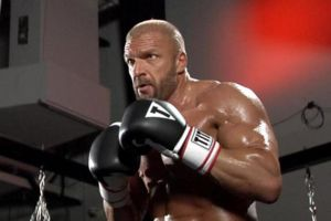 triple h boxing gloves