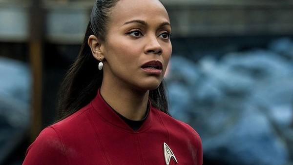 Star Trek Beyond Images New Ship New Uniforms