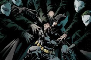 Batman Snyder