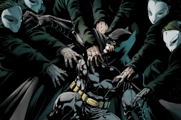 12 Greatest Moments In Scott Snyder's Batman Comics