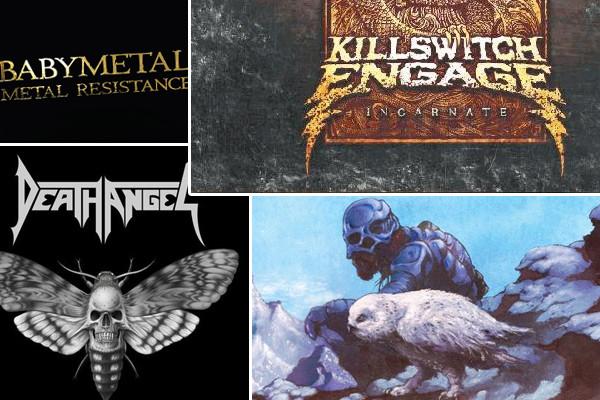 metal songs of 2016