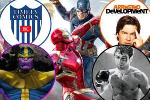 Captain America Civil War Easter Eggs Obscure