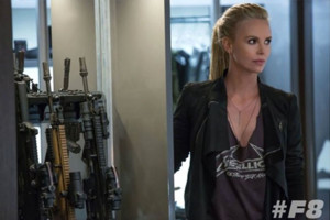 Fast Furious 8 Charlize Theron