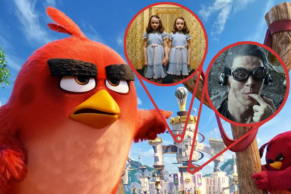 Angry Birds flocks to top of the U.S. box office