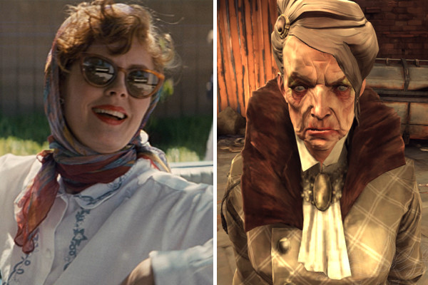 dishonored granny rags susan sarandon