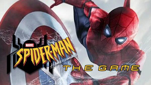 spider man game