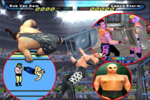 wrestling video game firsts
