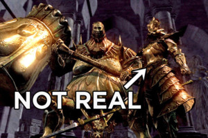Ornstein and smough fan theory
