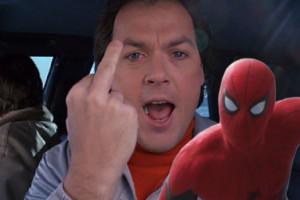 Michael Keaton Spider Man