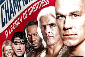 WWE united states championship dvd cover