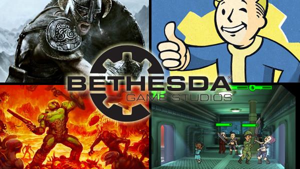 bethesda studios games