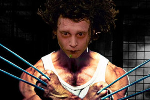 Johnny Depp Wolverine