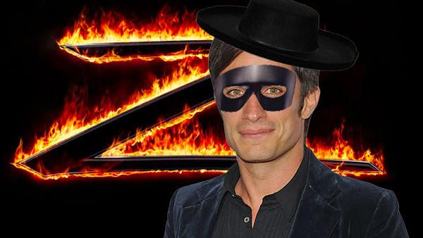 Gael Garcia Bernal Zorro