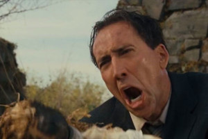 Nic Cage Wicker Man