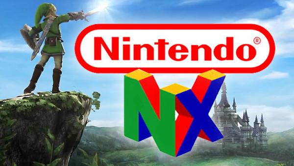 Nintendo NX zelda