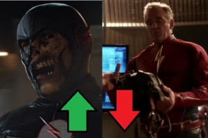 The Flash Season 2 Finale