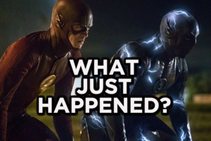 The Flash Barry Zoom