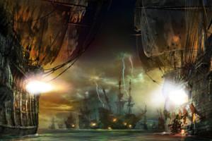 Pirates of the Caribbean Shanghai Disneyland
