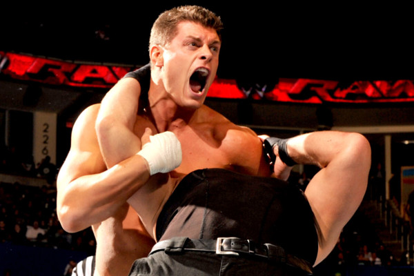 10 Best WWE Matches Of Cody Rhodes Page 11